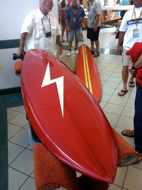 Board Collector: Hawaiian Island Vintage Surf Auction  Part 1