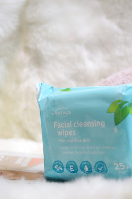 Vantage Makeup Wipes