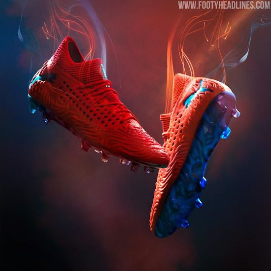 The new Puma Future 19.1 Netfit boots were launched today as part of the  brand s video game influenced Power Up pack. Future 19.1 Netfit FG AG Boot c58af9f14