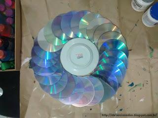 Guirlanda com CDs-02
