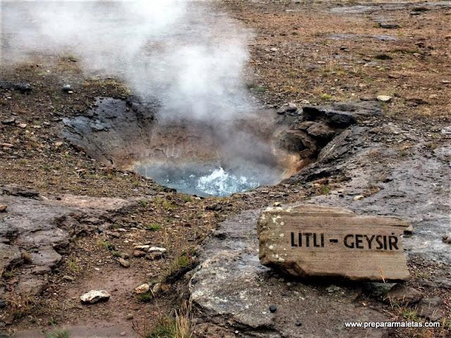 qué es un geyser