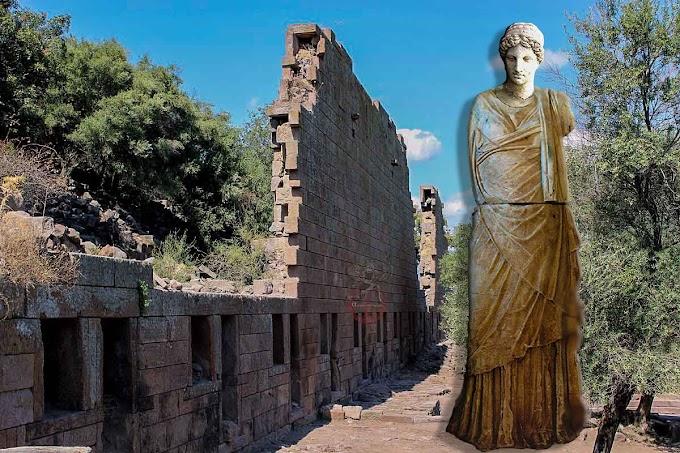 Η ελληνική πόλη της Αιολίδας, Αιγές  -ΦΩΤΟΓΡΑΦΙΕΣ