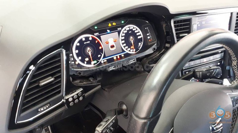 ODIS Review on VW Audi Skoda Seat Online Coding - obd365