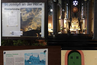 Churches in Germany: St. Joseph and St. Laurentius