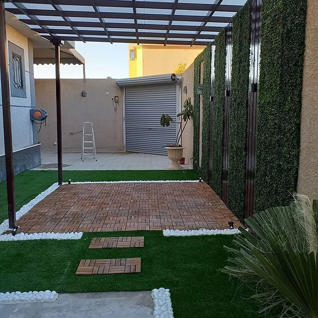تنسيق حدائق حفر الباطن - شركة تصميم الحدائق بحفر الباطن