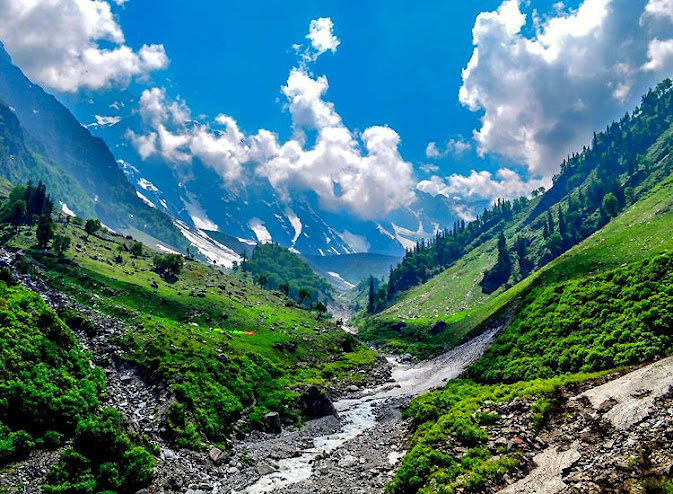 Treks in Himachal Pradesh