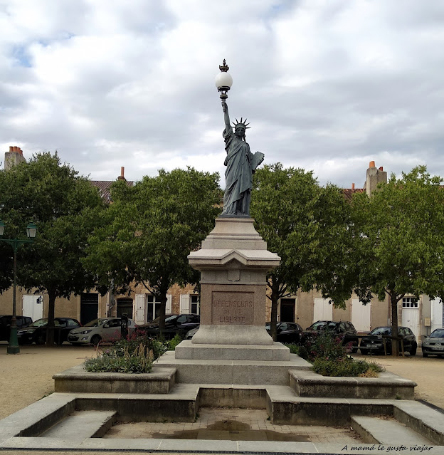 Plaza La Liberte