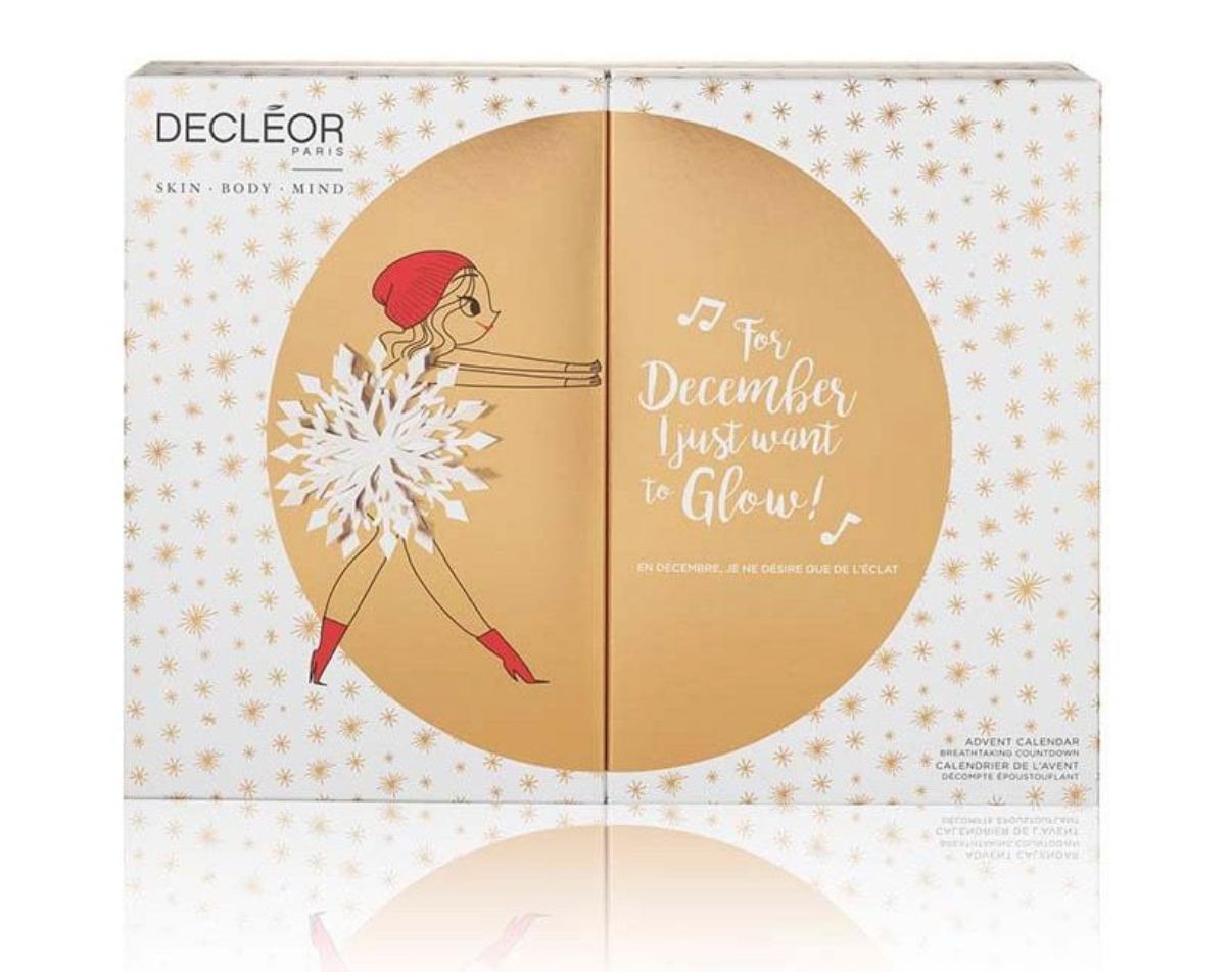 Decléor Advent Calendar 2018   For December I Just Want To Glow