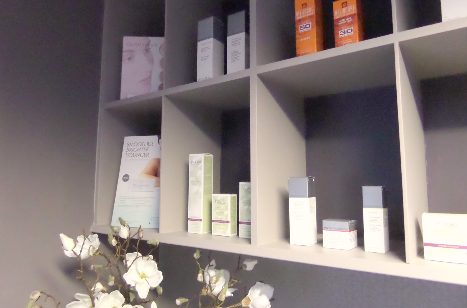 No 6 Clinic Tunbridge Wells Reception