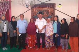Djufri Muhamad Kunjungi Jejak Sejarah Kesultanan Jailolo dan Banau di Kota Ambon
