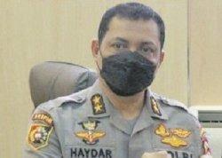 Irjen Ahmad Haydar Kapolda Aceh