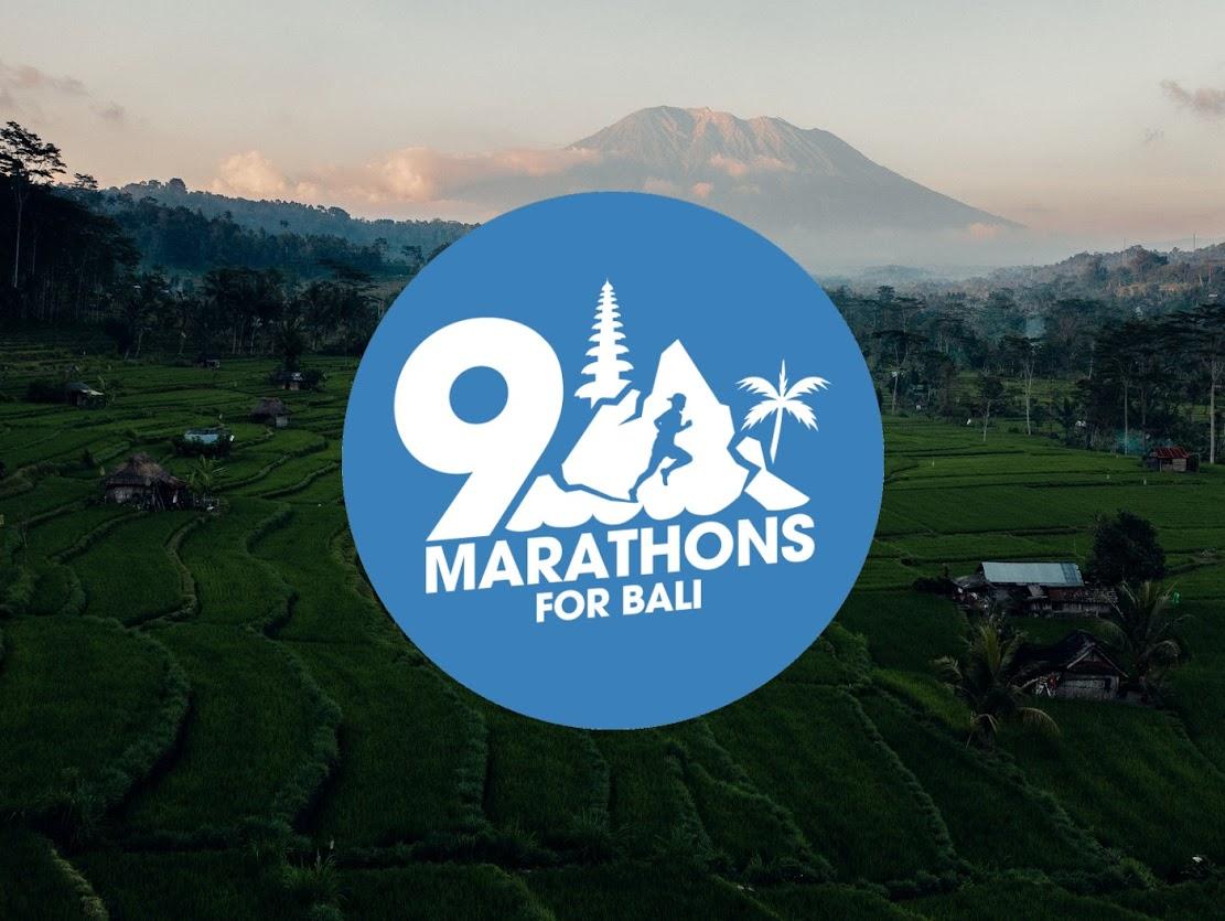 9 Marathons for Bali • 2020