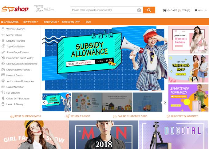 Apa Itu SGshop Dan 5 Sebab SGShop Website Terbaik Untuk Shopping Online