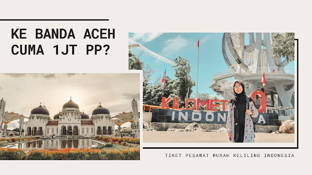 backpacker ke banda aceh