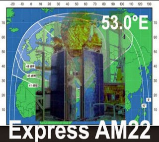 EXPRESS AM22 - Channels Frequency Sat | Channels Frequency Sat