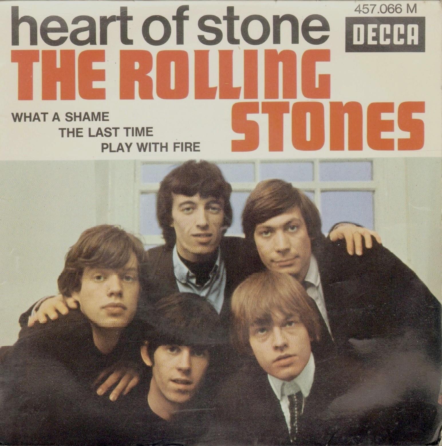 Les EPs français: ROLLING STONES - 1965 - FR-DECCA 457.066