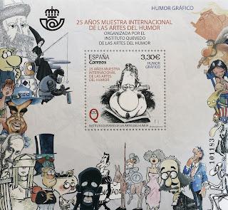 25 AÑOS MUESTRA INTERNACIONAL DE LAS ARTES DEL HUMOR