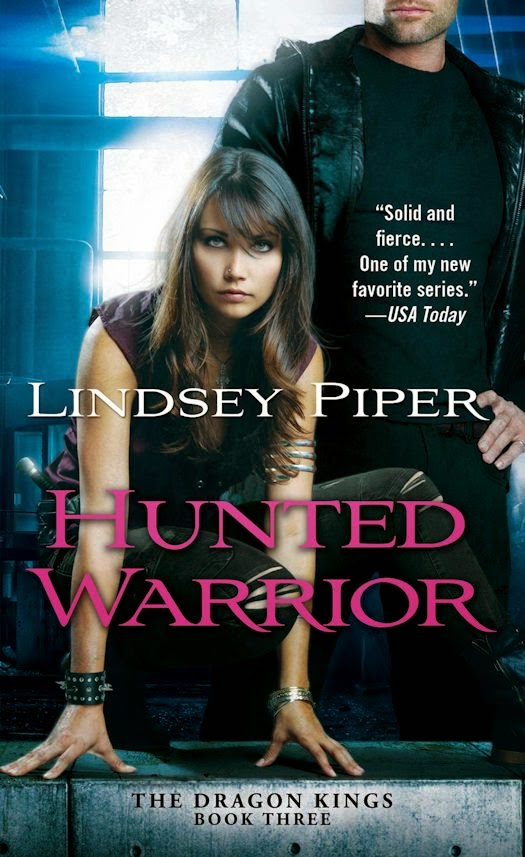 Review: Hunted Warrior by Lindsey Piper