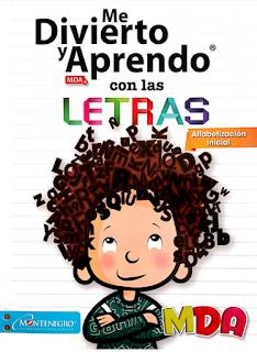 MDA - Me divierto y aprendo con las letras