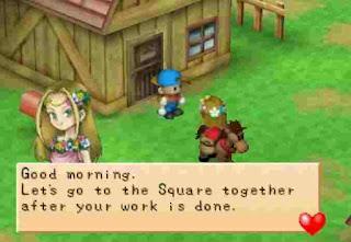 Game Harvest Moon