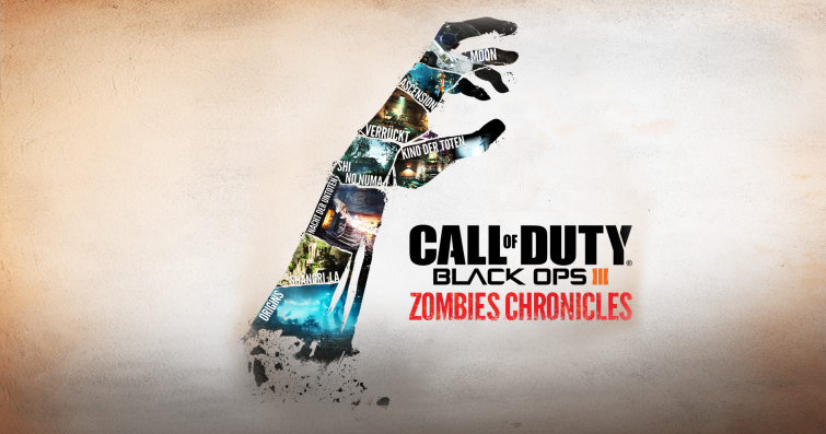 Hd Zombie Girl Wallpaper Call Of Duty Zombies Chronicles Review Ps4 Biogamer Girl