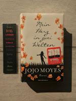 """""""Moje serce w dwóch światach"""" Jojo Moyes, fot. by paratexterka ©"""