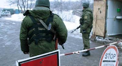 """""""ДНР"""" оголосила про """"встановлення державного кордону"""" з Україною"""