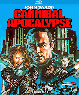 Vault Master's Pick of the Week for 03/17/2020 is Kino Lorber's CANNIBAL APOCALYPSE!
