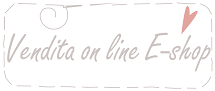 Vendita on line - E-shop