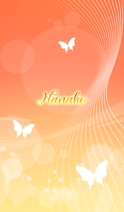 Nanako butterfly theme