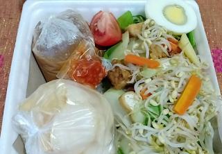 Kuliner Gado-Gado Kota Malang