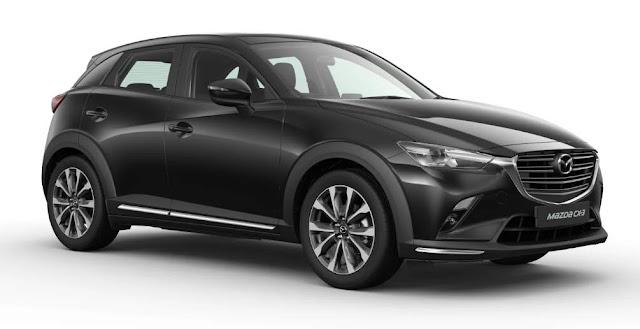 New Mazda CX3 Hitam