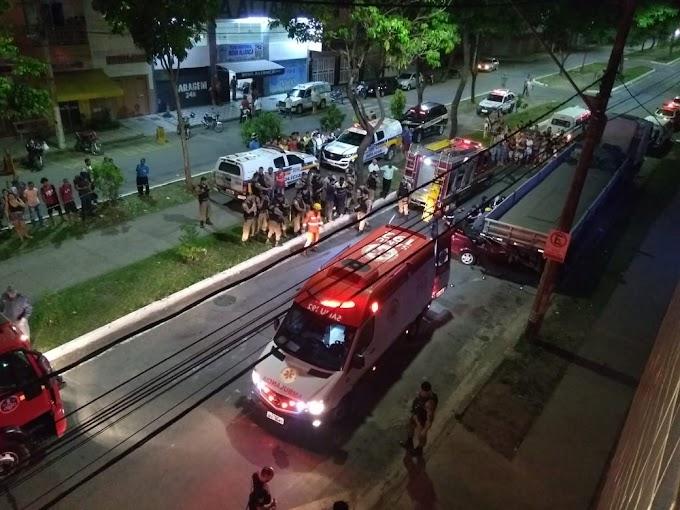 De 4 envolvidos, 3 morreram! Criminosos roubaram carro e foram perseguidos pela polícia em Ipatinga