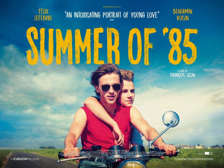 EVERY FILM': 367. Summer of '85 (Été 85); movie review