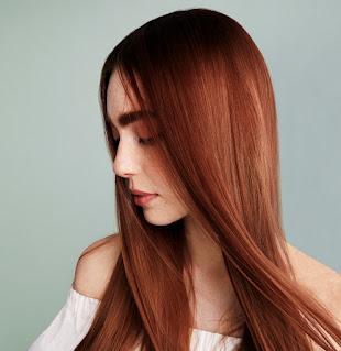 ألوان صبغات الشعر للبشرة القمحية 2021