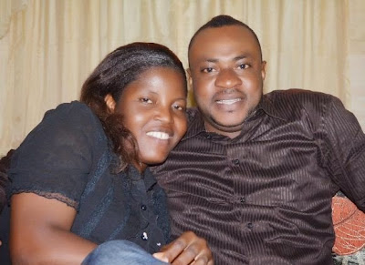odunlade and wife
