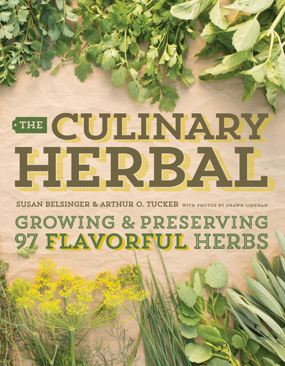 Three dogs in a garden the culinary herbal growing preserving 97 flavourful herbs review - Medicinal herbs harvest august dry store ...
