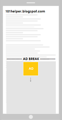 Google-adsense-in-post-scrolling-ad-break