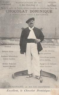 pays basque chocolat bayonne