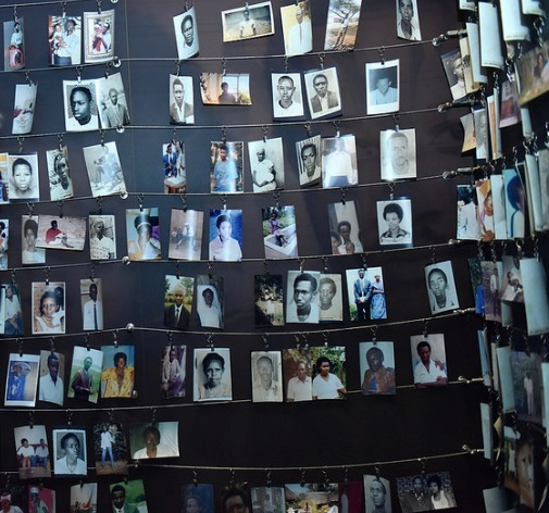 Kigali Genocide Memorial was created in April 2004 as the final resting place for more than 250,000 victims
