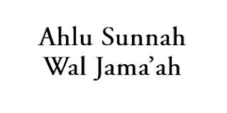 Ahlu Sunnah Wal Jama'ah