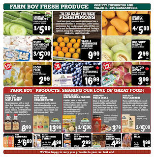 Farm boy Canada Flyer November 16 - 22, 2017