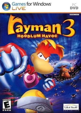 Rayman 3: Hoodlum Havoc (2003) PC Full Español