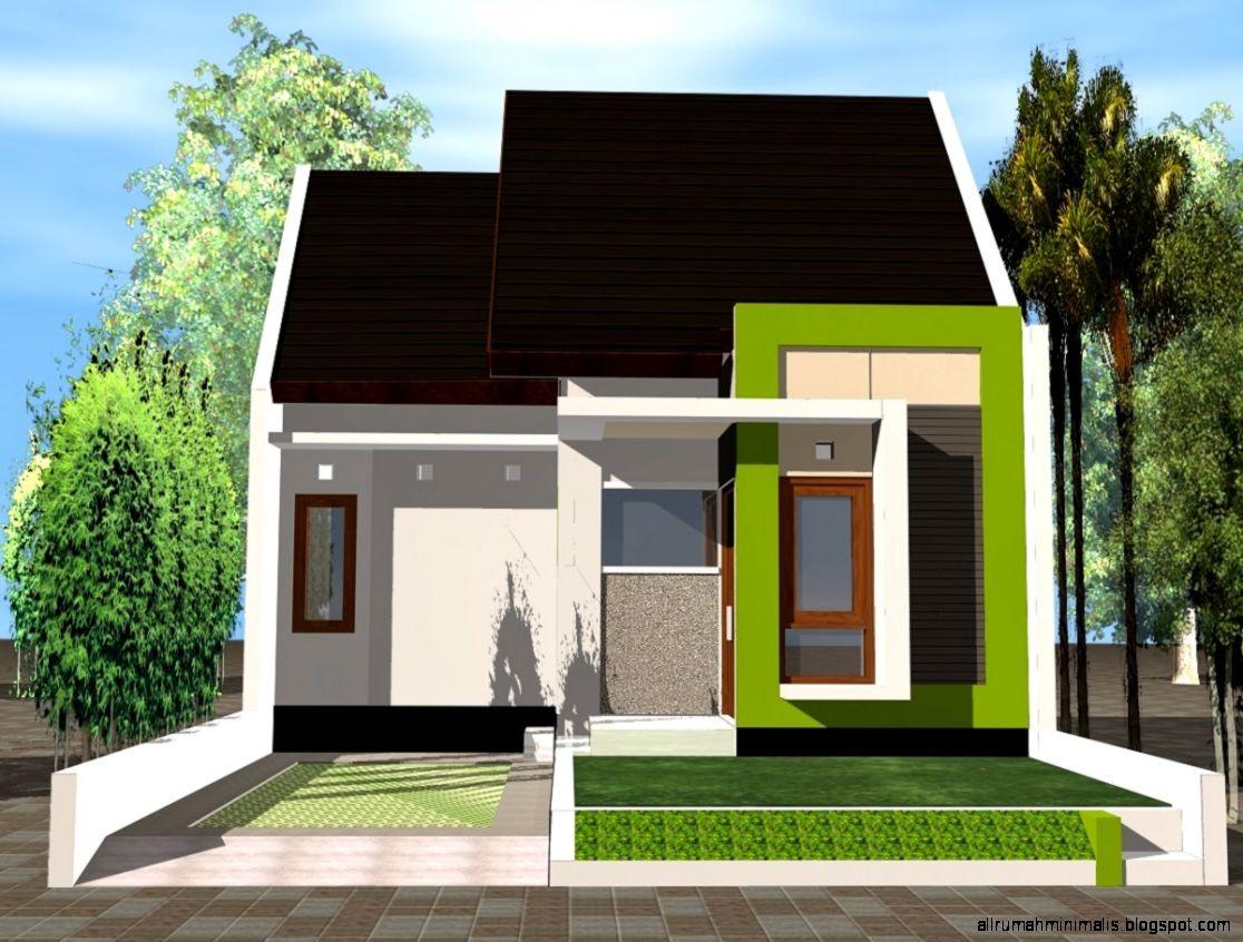 model rumah kampung sederhana 2