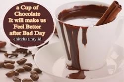 Secangkir Coklat Panas