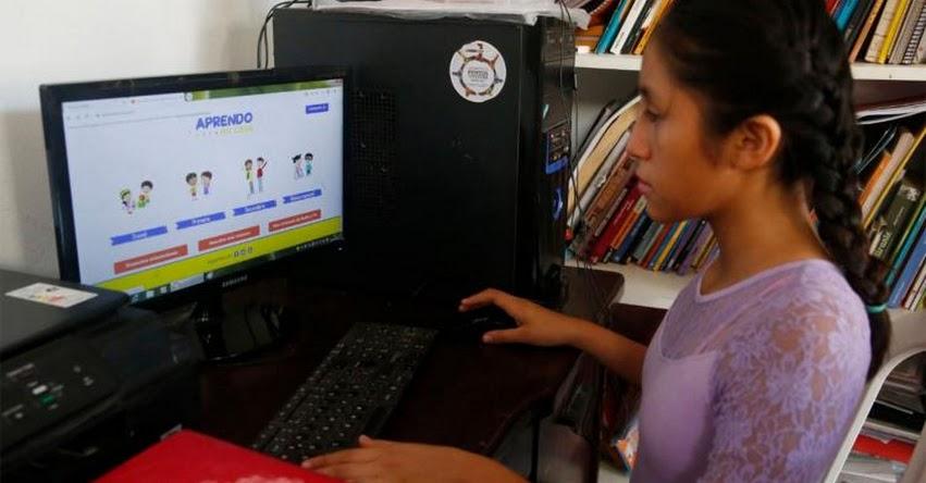 MINEDU: Habrá clases de recuperación escolar de Marzo a Junio del 2021
