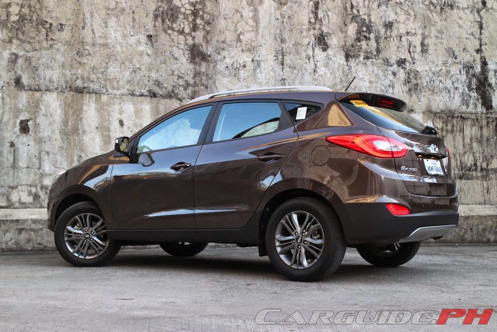 review 2014 hyundai tucson 2 0 gls 2wd philippine car news car reviews automotive features. Black Bedroom Furniture Sets. Home Design Ideas