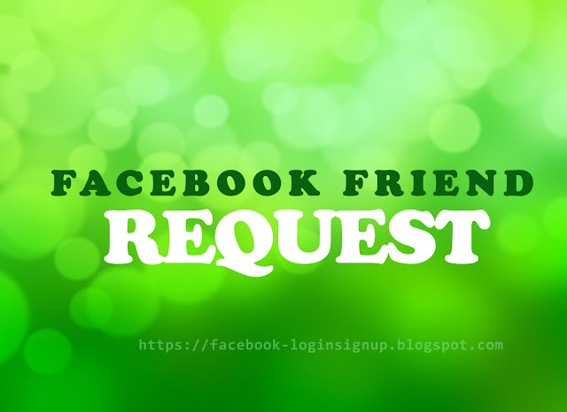 How to find sent friend requests on facebook