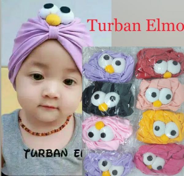Turban Anak Elmo FA-031