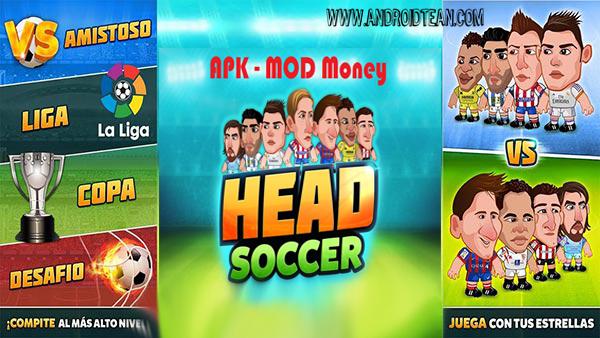 Head Soccer 2020 APK -MOD Unlimited Money